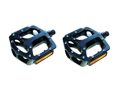 Pedaler Point Mono Block sort til BMX