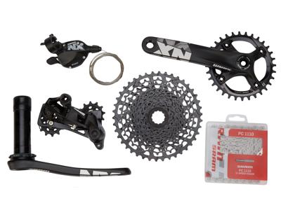 Sram NX Geargruppe - BB30 - 1 x 11 gear