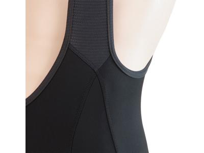 Sensor Cyklo Race - Bib shorts med kudde - Svarta
