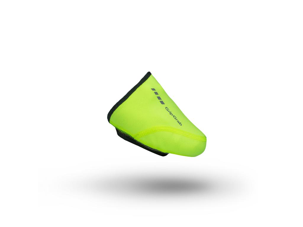Image of   GripGrab Toe cover - HI-VI Skoovertræk - Neon gul - Str. L/XL