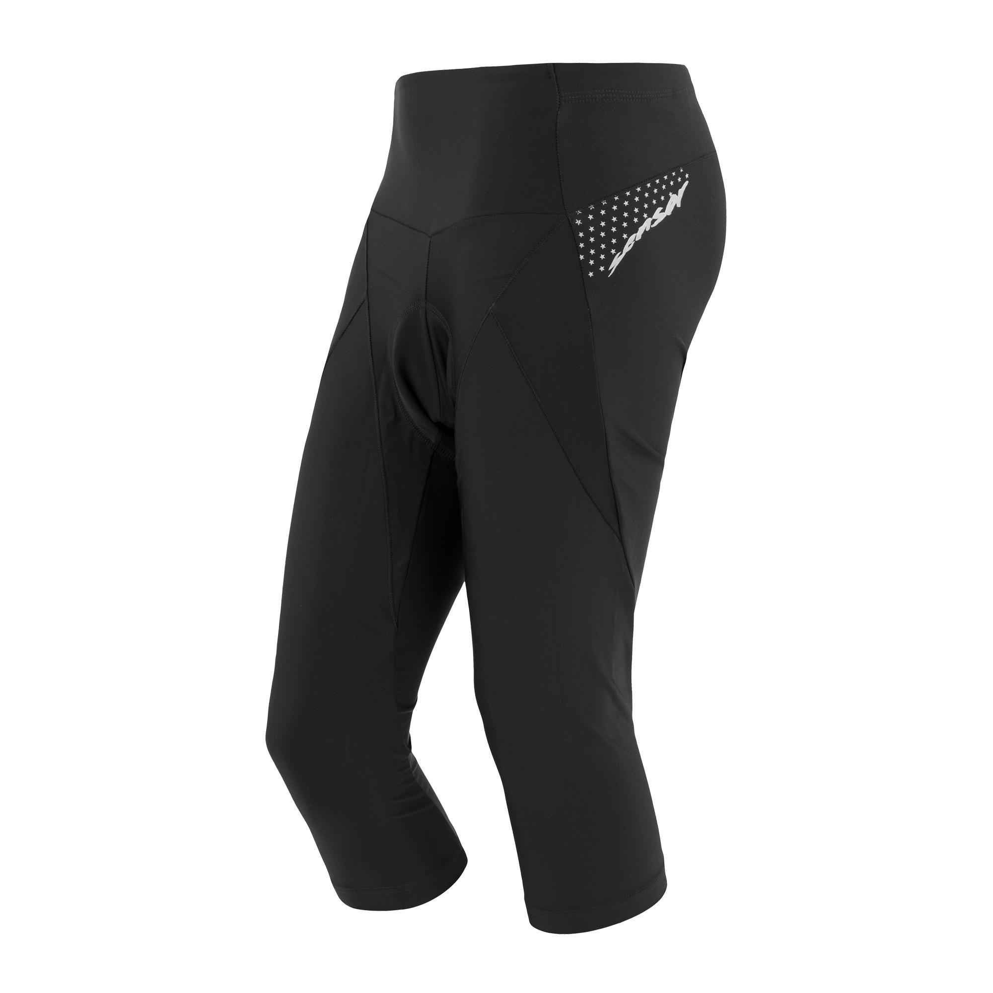 Sensor Cyklo Race - Cykelknickers med pude - Dame - Sort | Trousers