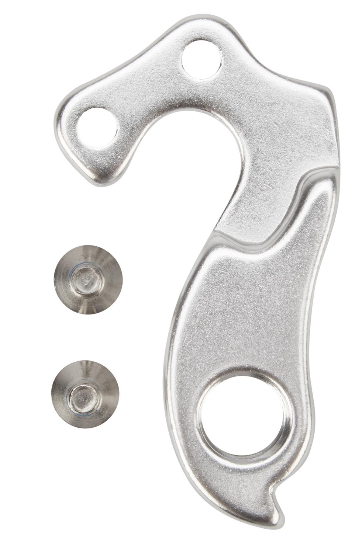 Geardrop type GH-126 - Sølv | Derailleur hanger