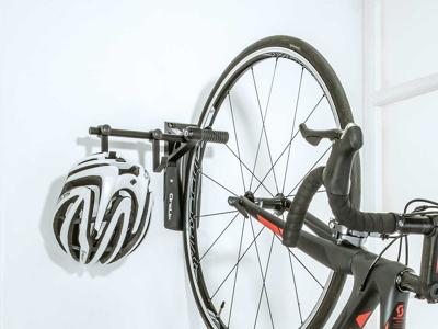 Topeak OneUp - Sykkelholder med plass til tilbehør - Svart