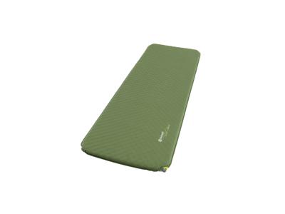 Outwell Dreamcatcher Single 5.0 cm - Selvoppustelig madras - Grøn
