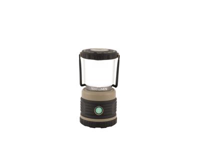 Robens Lighthouse Rechargeable - Uppladdningsbar Lanterna - Svart/Grå