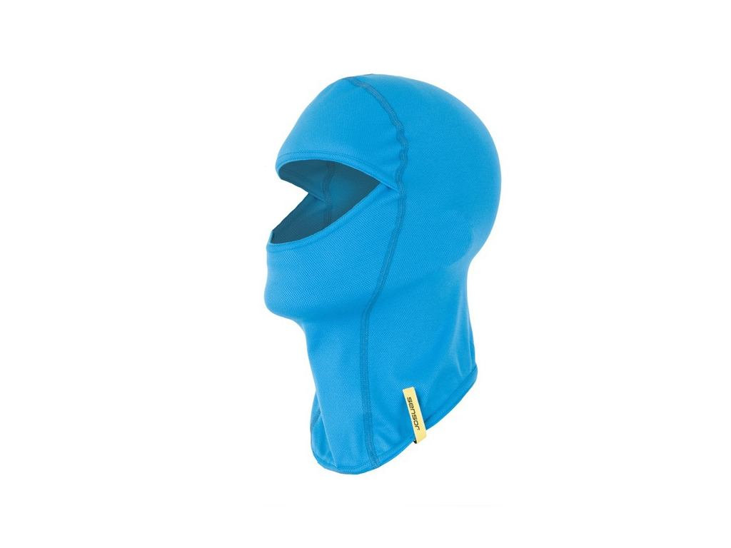 Image of   Sensor thermo balaclava - Junior - Blå