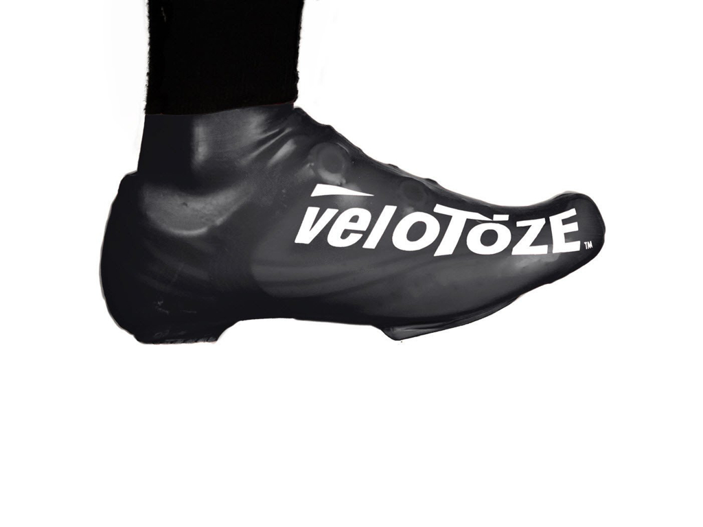 Image of   Velotoze - Short Black - Skoovertræk - Str. L/XL