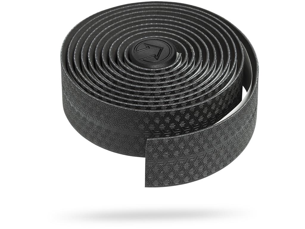 Image of   PRO - Styrbånd Race Comfort - Sort - Silikone bagside