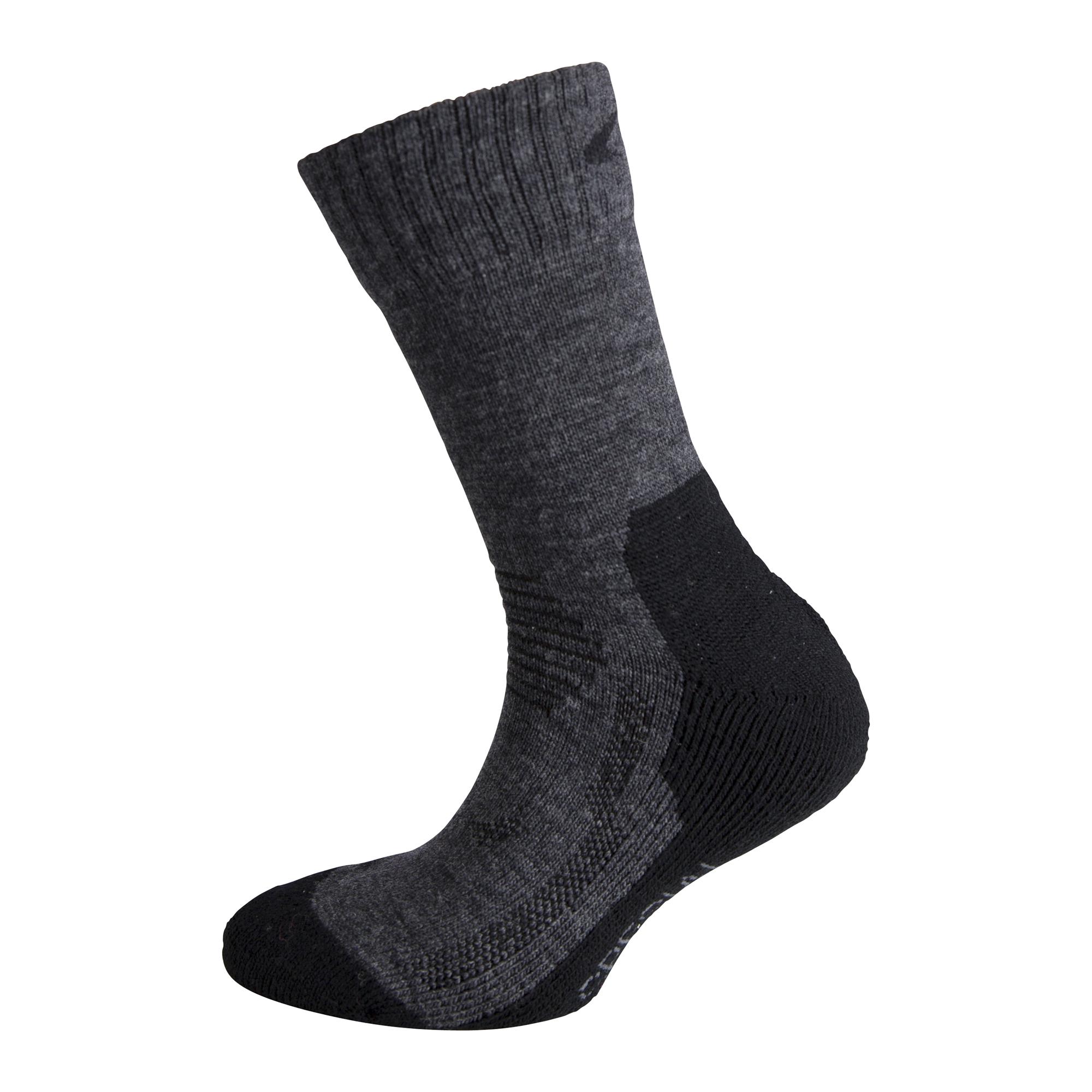 Ulvang Spesial Jr - Mediumtyk uldsok børn - Koksgrå | Socks