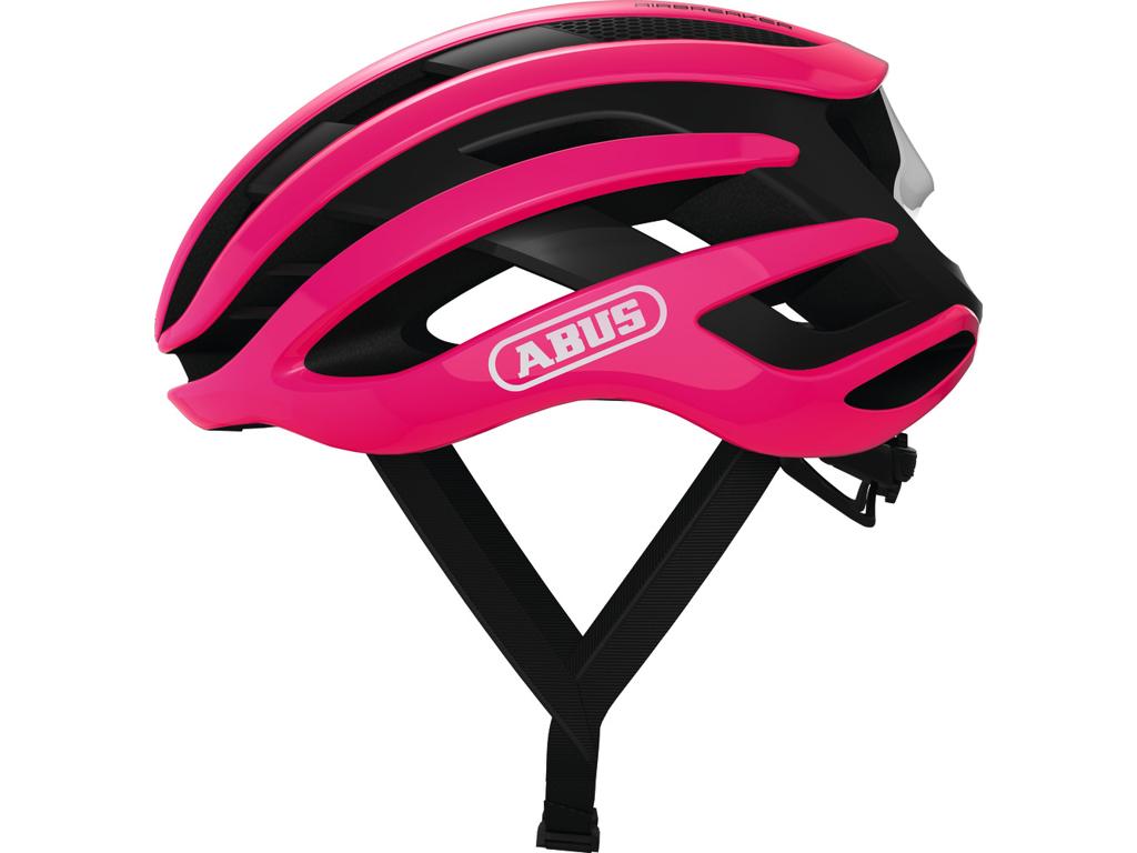 Abus AirBreaker - Cykelhjelm - Fuchsia pink - Str. 51-55cm thumbnail