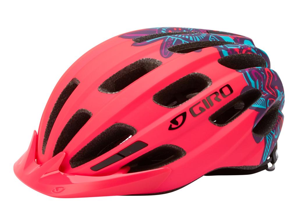 Giro Hale Junior - Cykelhjelm - Str. 50-57 cm - Mat Lys Pink thumbnail