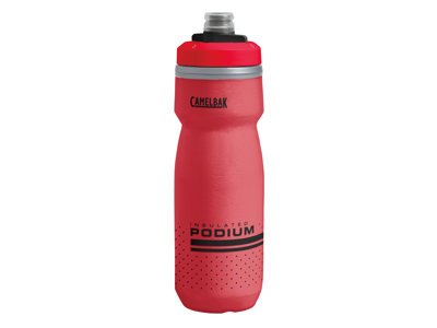 Camelbak Podium Chill - Vattenflaska 620 ml - Fiery red - 100% BPA fri