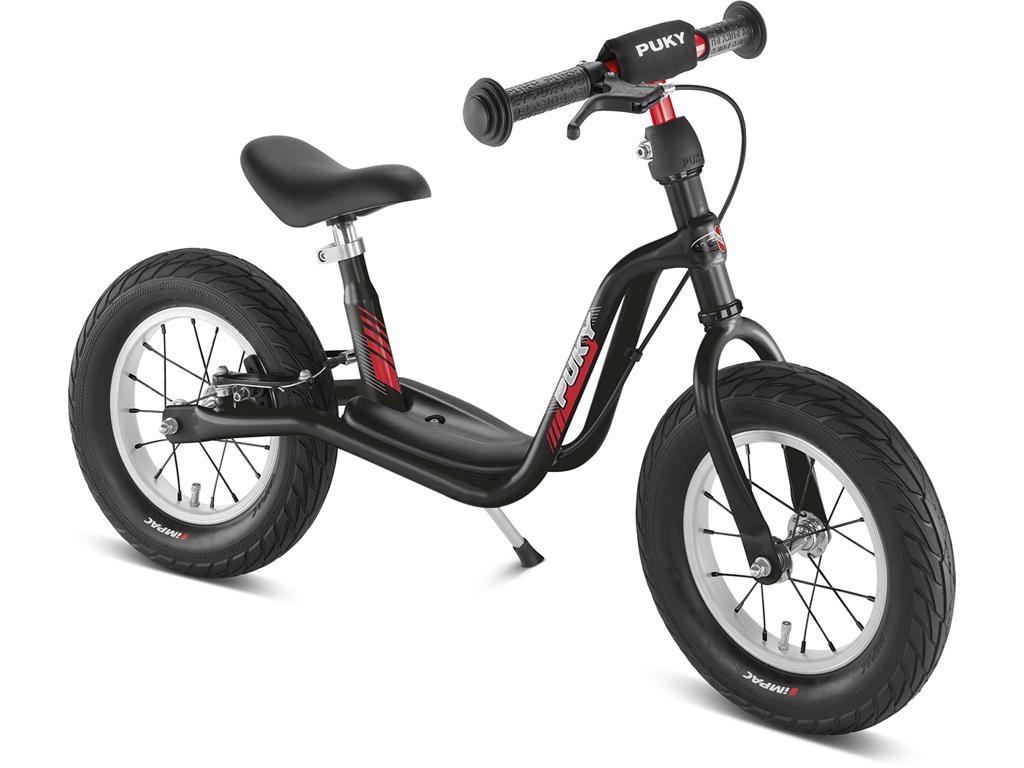 Image of   Puky - LR XL - Løbecykel med bremse fra 3 år - Sort