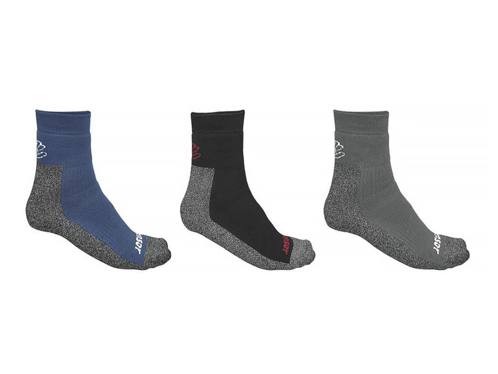 Trekking Sockar - Sensor - Grå/Svart/Blå