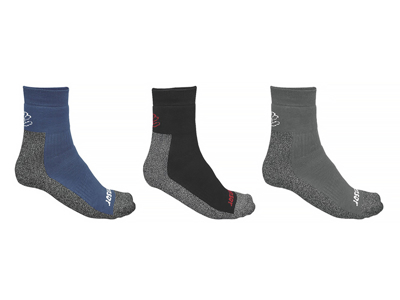Trekking Sokker - Sensor - Grå/Sort/Blå