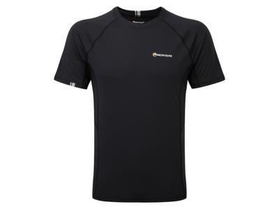 Montane Sonic T-Shirt - T-Shirt Mand - Sort