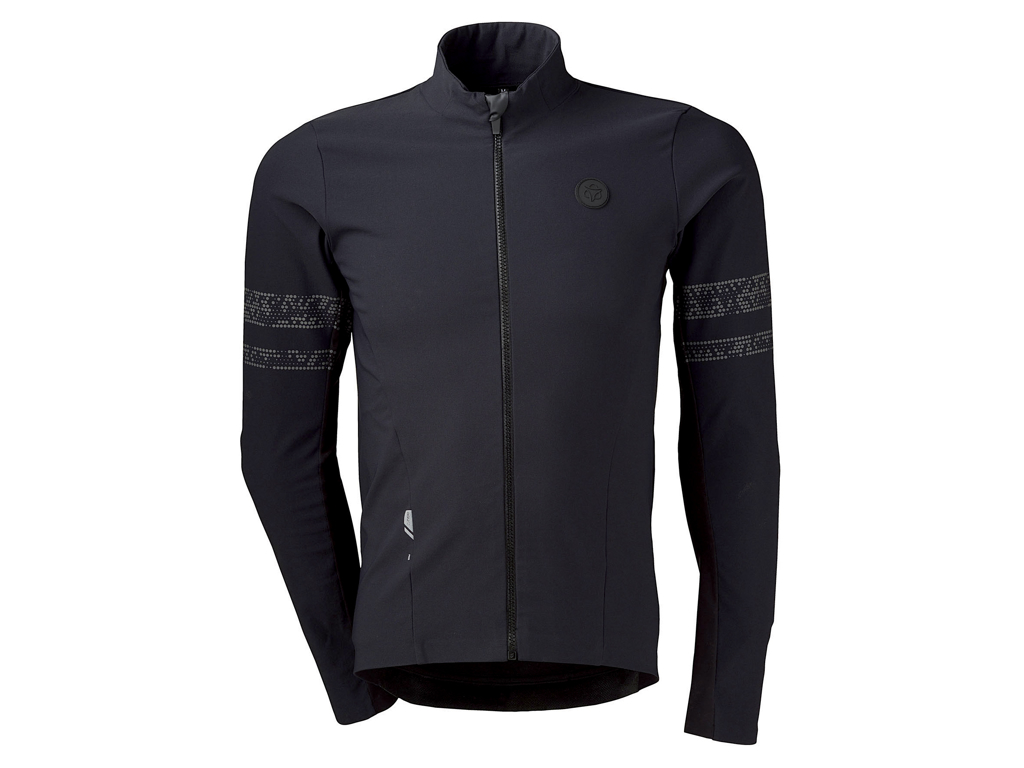 Image of   AGU SHIRT LS PRO WINTER HYBRID BLACK L