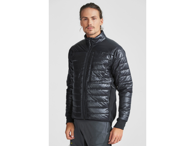 Didriksons Campo Mens Jacket - Fiberjakke Mand - Sort