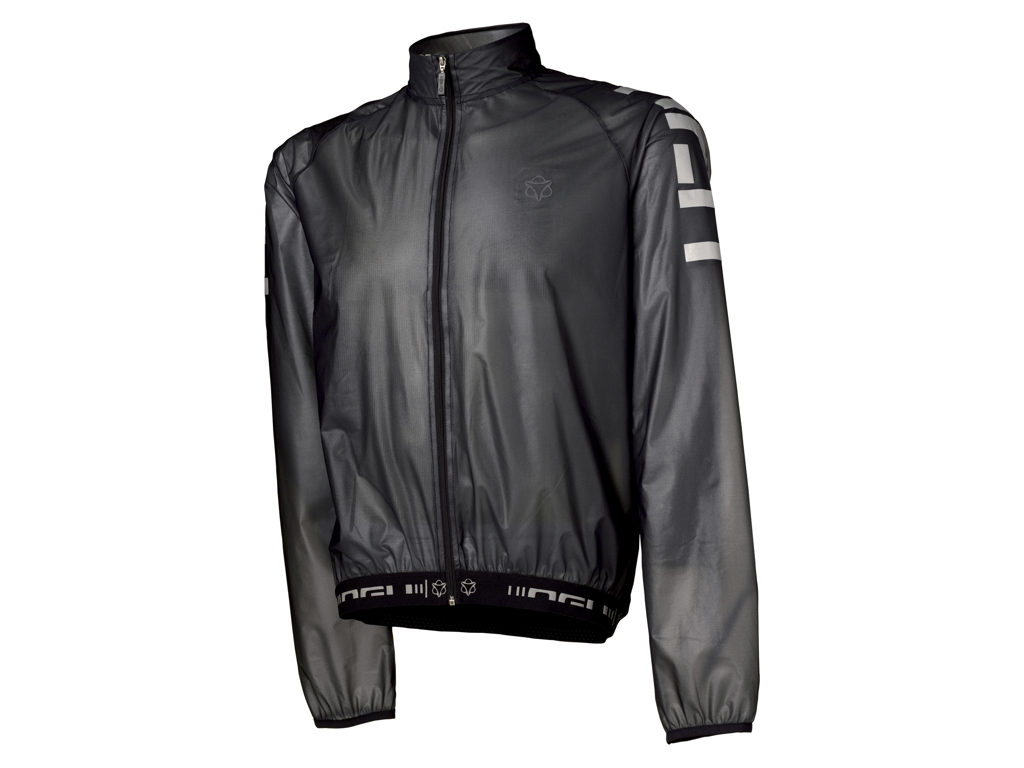 Image of   AGU Vernio Windbreaker - Jakke - Sort - Str. M