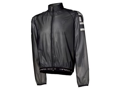 AGU Vernio Windbreaker - Jakke - Sort