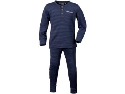 Didriksons Moarri Kids - Skidunderkläder - Navy Blå