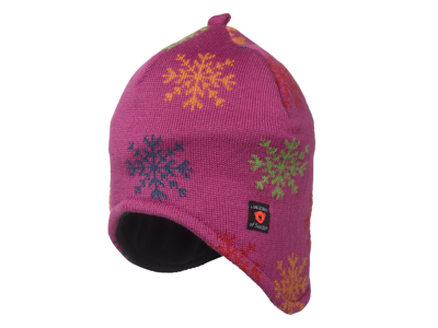 Isbjörn of Sweden Snowflake Knitted - Hue - Pink