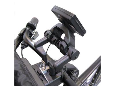 Adapter Ortlieb til El-cykel display og computere