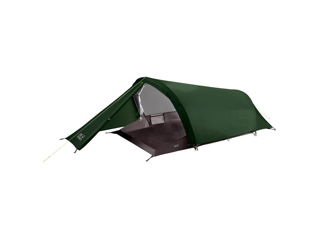Jack Wolfskin Gossamer II - Telt - One size - Mountain green