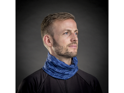 GripGrab Multifunctional Neck Warmer 5039 - Tubhalsduk - Navy - One Size
