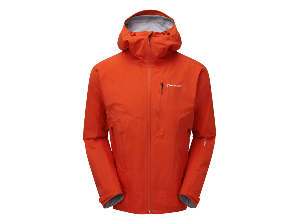 Image of   Montane Ultra Tour Jacket - Skaljakke Mand - Orange - Large