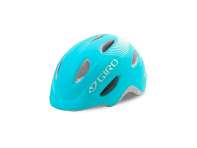 Giro Scamp - Cykelhjelm - Mat Turkis