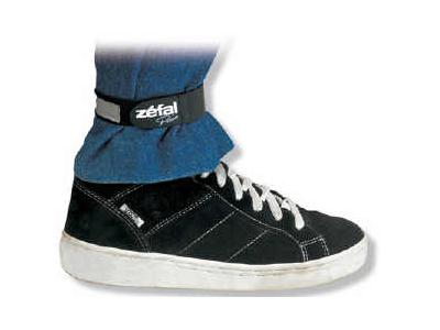 Zefal buksebånd - Sort - 2 stk. med velcro luk