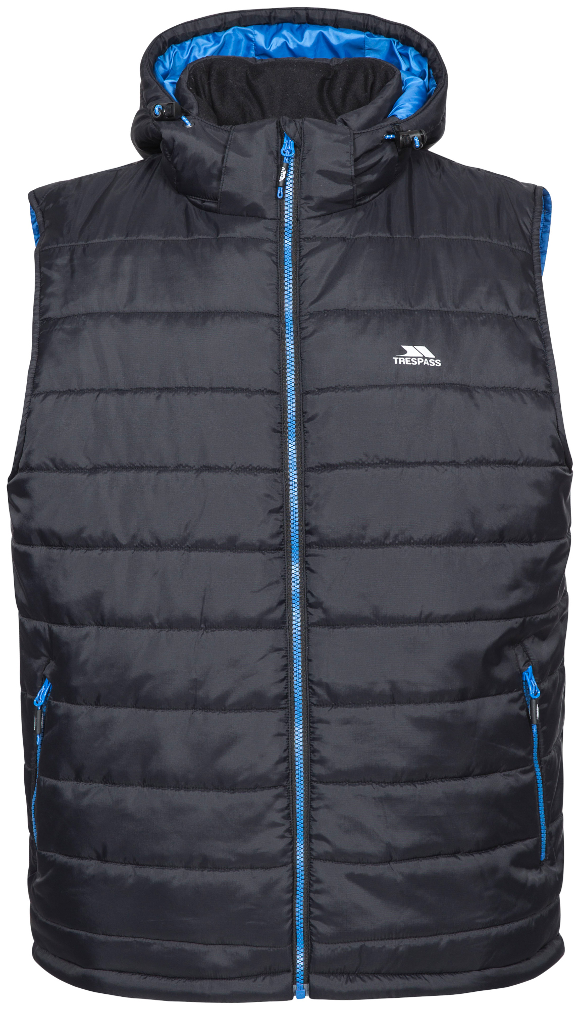 Trespass Franklyn - Polstret Fibervest - Sort | Vests