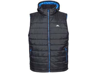 Trespass Franklyn - Polstret Fibervest - Sort