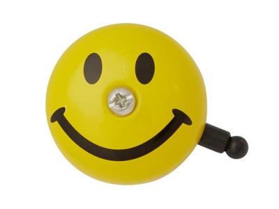 Atredo - Ringeklokke - Smiley - Gul