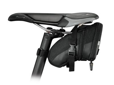 Topeak Aero Wedge Pack - Sadeltaske med stropper - Str. Medium - 0,98 - 1,31 liter