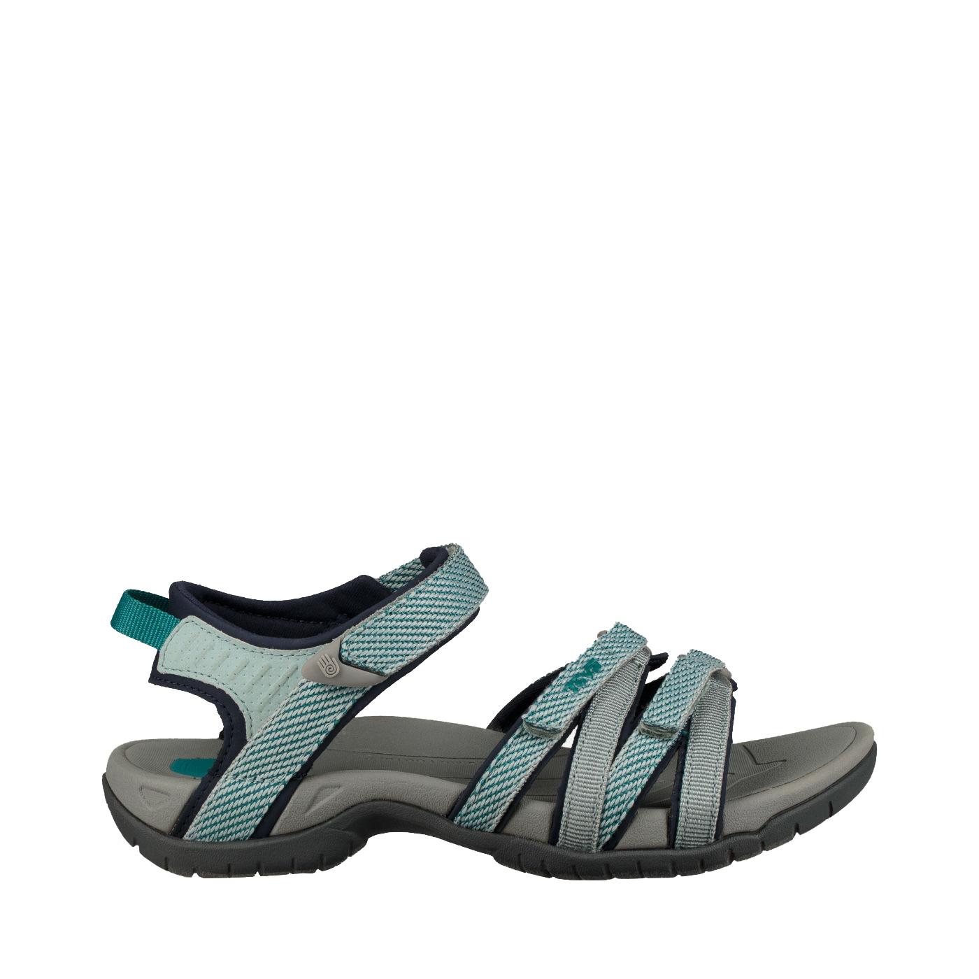 Teva W Tirra - Damesandal - Hera Gray Mist | Shoes and overlays