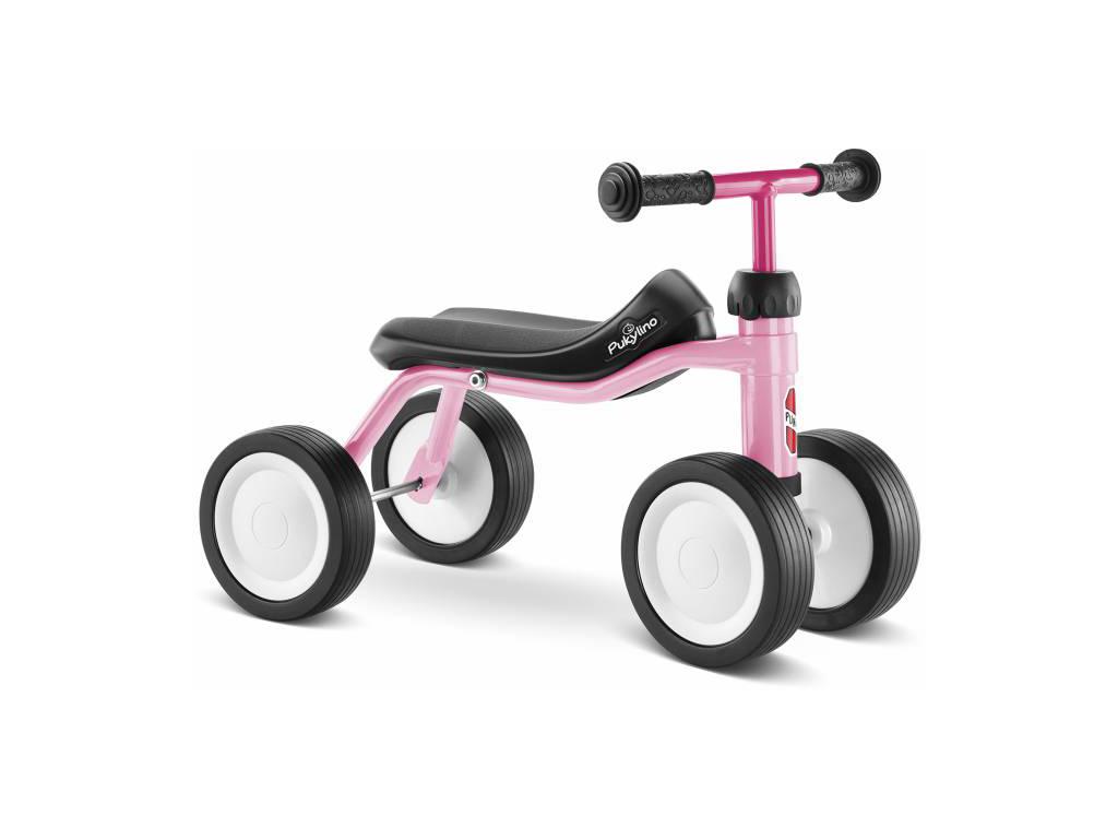 Puky - Pukylino - Løbecykel fra 1 år/ 75 cm - Pink