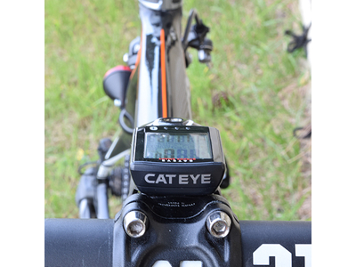 Cateye - Strada Smart - Cykelcomputer CC-RD500B - 12 funktioner - Bluetooth