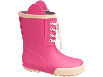 Didriksons Splashman Kids Boots - Gummistøvle Børn - Pink