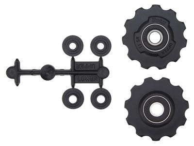 Tacx pulleyhjul til Sram Red/Force og Rival - Med maskinlejer