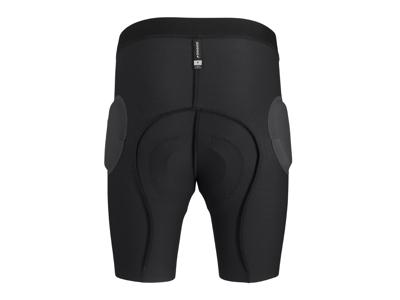 Assos Trail Liner Shorts - MTB indershort m. pude - Sort
