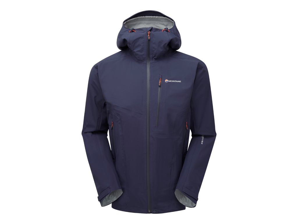 Image of   Montane Ultra Tour Jacket - Skaljakke Mand - Navy - Large