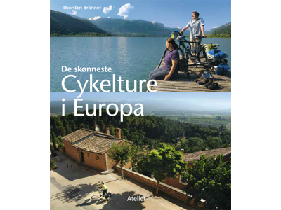 Bok: Den vackraste cykelturer i Europa