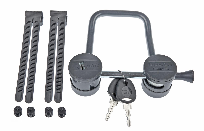 Lås Basta Click3 MTB Wishbone | Bike locks