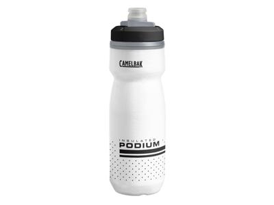 Camelbak Podium Chill - Drikkedunk 620 ml - Hvid/Sort - 100% BPA fri