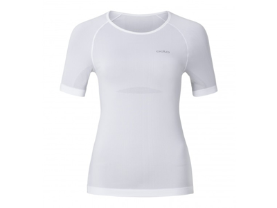Odlo Evolution X-light Shirt - Basis t-shirt - Dame - Hvid