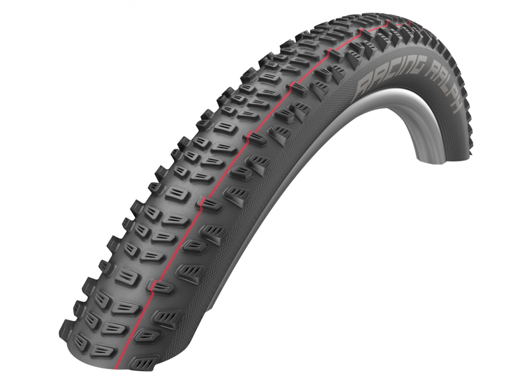 Image of   Schwalbe Racing Ralph Addix Speed Evolution Line SnakeSkin TL-Easy Foldedæk - 29x2,25