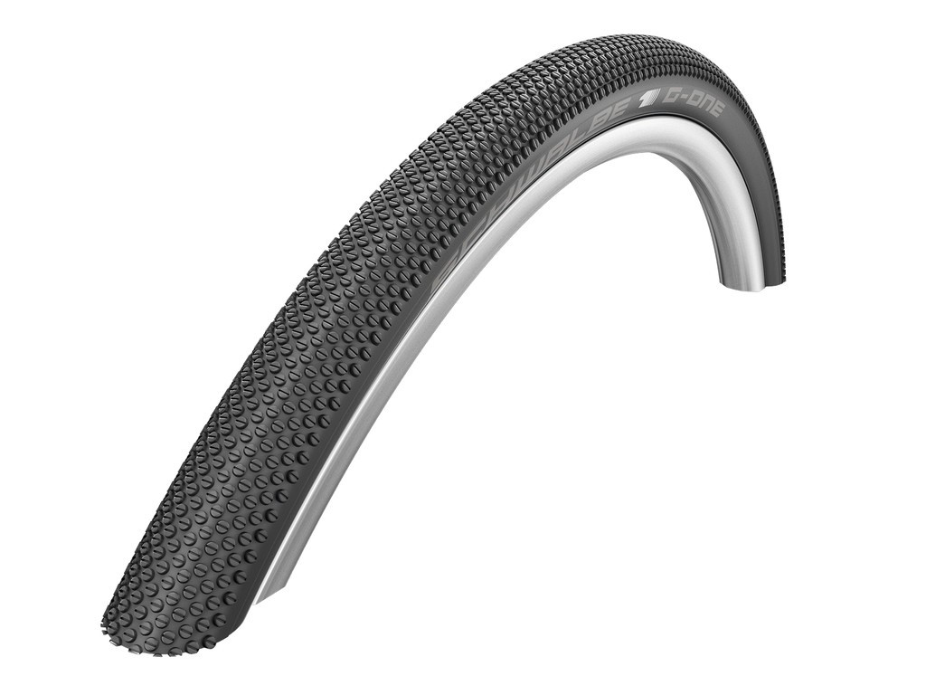 Image of   Schwalbe G-One Allround Performance Line LiteSkin - Foldedæk - 700x38c (38-622)
