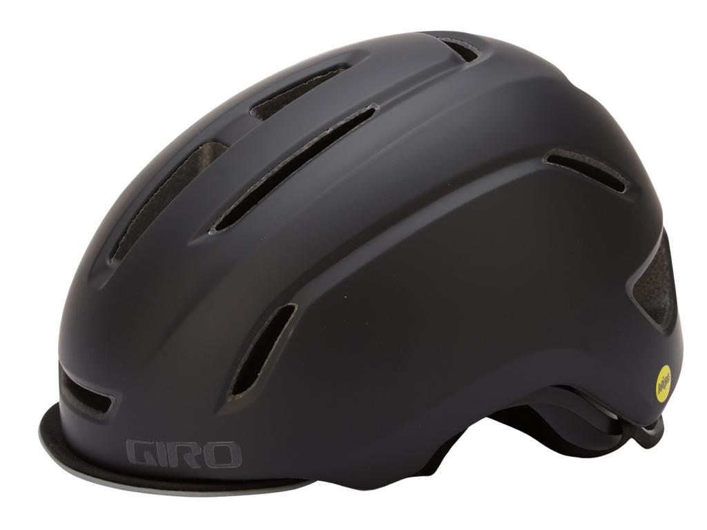 Giro Caden Mips - Cykelhjelm - Str. 59-63 cm - Mat Sort thumbnail